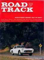 Car Magazine, June 1, 1960 - Road & Track