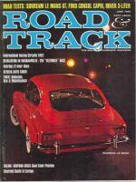 Car Magazine, June 1, 1962 - Road & Track