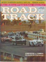 Car Magazine, June 1, 1963 - Road & Track