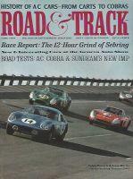 Car magazine, June 1, 1964 - Road & Track
