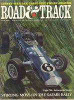 Car Magazine, June 1, 1966 - Road & Track