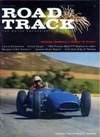 Car Magazine, July 1, 1960 - Road & Track