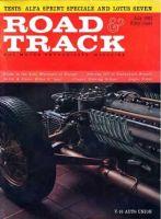 Car Magazine, July 1, 1961 - Road & Track