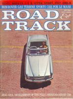 Car Magazine, July 1, 1963 - Road & Track