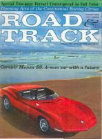 Car Magazine, August 1, 1963 - Road & Track