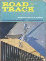 Car Magazine, September 1, 1960 - Road & Track