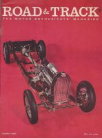 Car Magazines, October 1, 1957 - Road & Track