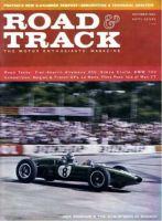 Car Magazine, October 1, 1960 - Road & Track