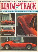 Car Magazine, October 1, 1966 - Road & Track