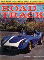 Car Magazine, November 1, 1963 - Road & Track