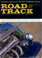 Car Magazine, December 1, 1960 - Road & Track