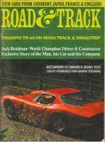 Car Magazine, December 1, 1966 - Road & Track