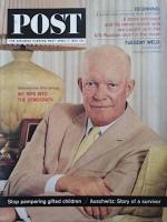Saturday Evening Post, April 11, 1964 - Former President Eisenhower