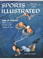 Sports Illustrated, January 6, 1958 - Wasserman Family Lions