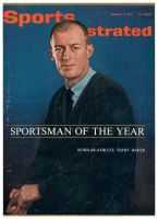 Sports Illustrated, January 7, 1963 - Sportsman of the Year