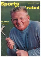 Sports Illustrated, January 14, 1963 - Phil Rodgers, Golf