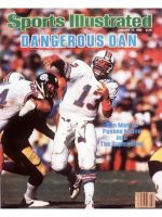 Sports Illustrated, January 14, 1985 - Dan Marino, Miami Dolphins