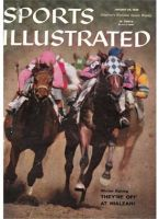 Sports Illustrated,  January 26, 1959 -Winter Racing