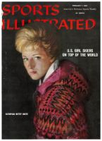 Sports Illustrated, February 1, 1960 - Betsy Snite, US Skier