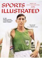 Sports Illustrated,  February 2, 1959 -Ron Delany