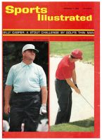 Sports Illustrated, February 7, 1966 - Billy Casper, golf