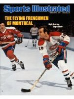 Sports Illustrated, February 7, 1977 - Guy Lafleur, Montreal Canadien