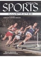 Sports Illustrated, February 13, 1956 - Charles Maute