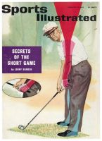 Sports Illustrated, February 18, 1963 - Jerry Barber, golf