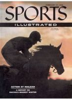 Sports Illustrated, February 27, 1956 - Nashua, horseracing