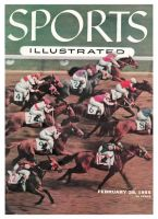 Sports Illustrated, February 28, 1955 - Starting Gate at Hialeah