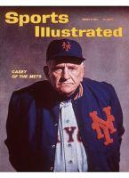 Sports Illustrated,  March 5, 1962 - Casey Stengel