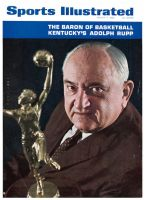 Sports Illustrated, March 7, 1966 - Adolph Rupp of Kentucky