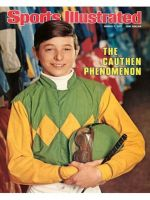 Sports Illustrated, March 7, 1977 - Steve Cauthen