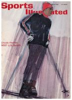 Sports Illustrated, March 11, 1963 - Chuck Ferries, Skiing