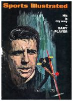 Sports Illustrated, March 21, 1966 - Gary Player, golf