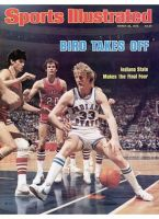 Sports Illustrated, March 26, 1979 - Larry Bird of Indiana State