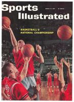 Sports Illustrated, March 27, 1961 - Jerry Lucas, Ohio State
