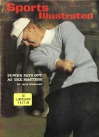 Sports Illustrated, April 6, 1964 - Jack Nicklaus, Golf Masters