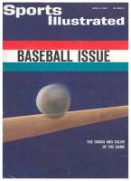 Sports Illustrated, April 8, 1963 - Baseball Preview