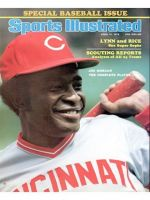 Sports Illustrated, April 12, 1976 - Joe Morgan, Cincinnati Reds