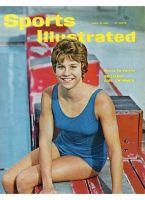 Sports Illustrated, April 16, 1962 - Donna DeVarona