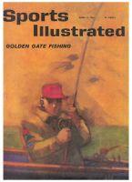 Sports Illustrated, April 17, 1961 - Golden Gate Fishing