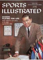 Sports Illustrated,  April 20, 1959 -Bill Talbert