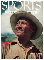 Sports Illustrated, April 25, 1955 - Tenzing of Norgay