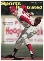 Sports Illustrated, April 29, 1963 - Art Mahaffey, Philadelphia Phillies baseball