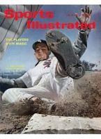 Sports Illustrated, April 30, 1962 - Chicago White Sox's Luis Aparicio