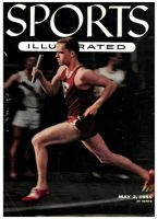 Sports Illustrated, May 2, 1955 - Tom Courtney-Penn Relays