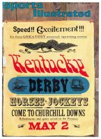 Sports Illustrated, May 4, 1964 - Kentucky Derby