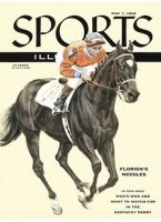 Sports Illustrated, May 7, 1956 - KY Derby Preview-Needles