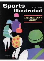 Sports Illustrated, May 7, 1962 - Kentucky Derby Art